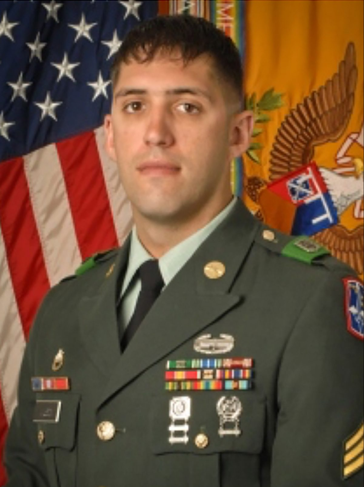 SSG WILLIAM R. 'BILLY' WILSON III